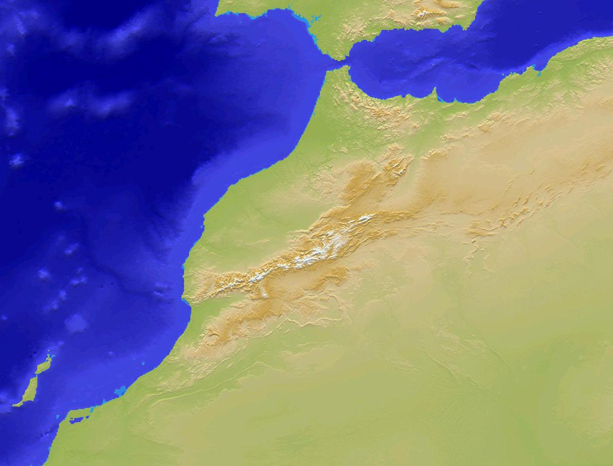 Cartografía completa